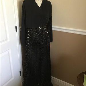New XL LuLaRoe DeAnne Evening Wrap Dress